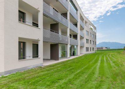 Beispiel von Cerutti Partner: Wohnüberbauung Am Ronbach, Hildisrieden