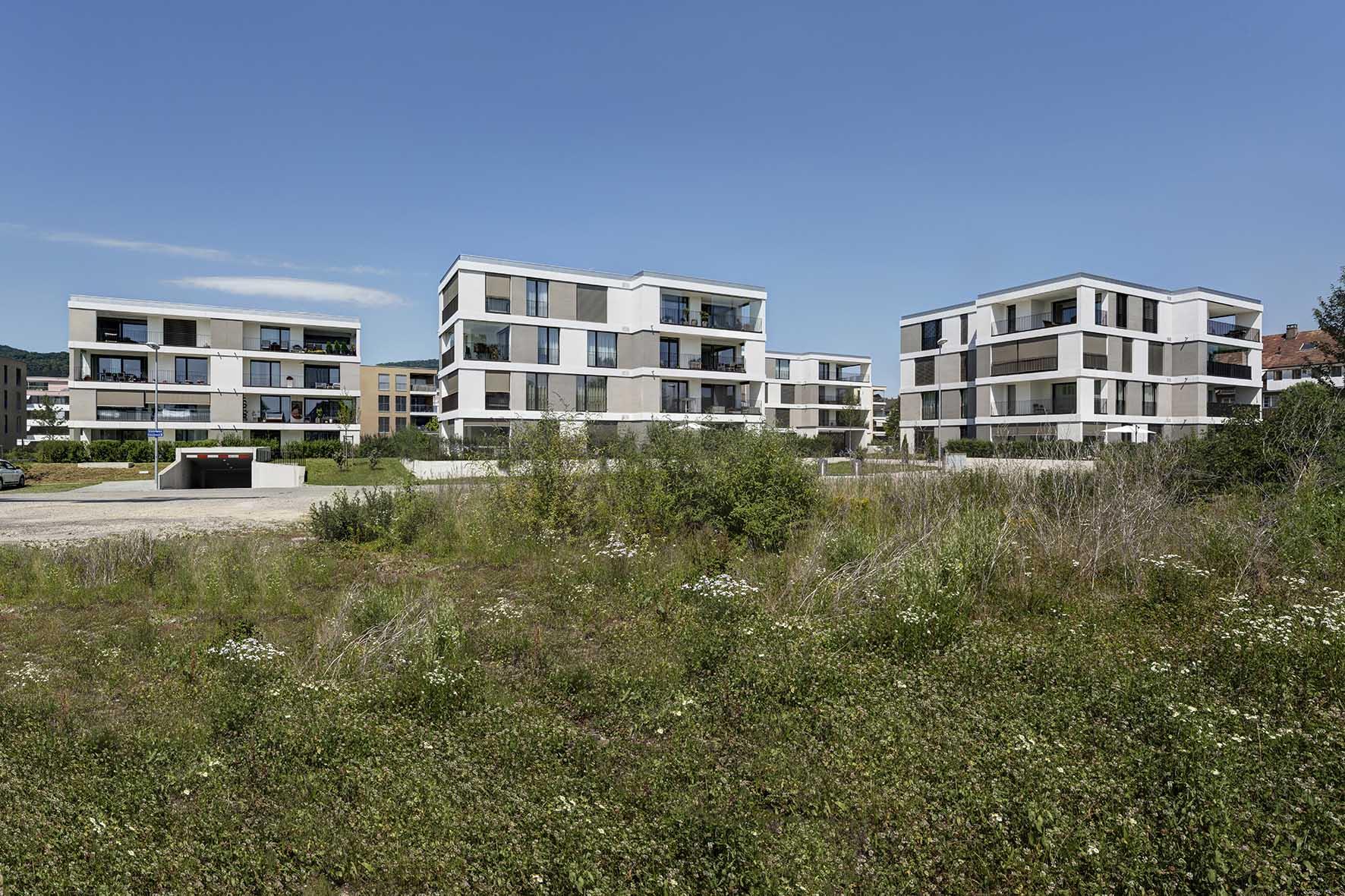 Cerutti Partner Architekten AG 2020-06_MFH Belcentro Oftringen